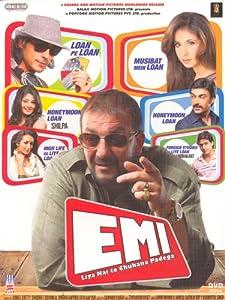 EMI: Liya Hai To Chukana Padega (2008) (DVD / Hindi Film / Bollywood / Indian Cinema / Comedy / Sanjay Dutt)