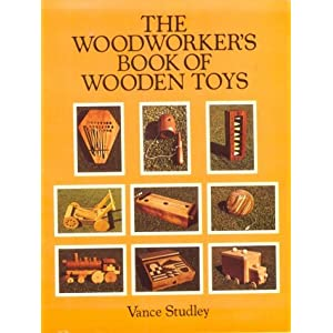 Woodworking Book Toys