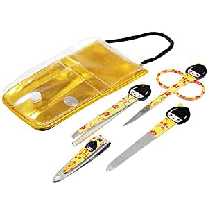 Amazon.com : Geisha Compact Personal Care Travel Kit with