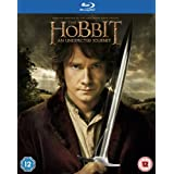 The Hobbit: An Unexpected Journey [Blu-ray + UV Copy] [2013] [Region Free]by Hugo Weaving