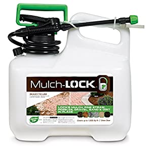 Mulch Lock Landscaping Supplies 1.5 Gal. Ready-to-Use Landscape Adhesive HG-16000-1
