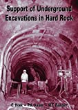 img - for Support Underground Excavations I by E. Hoek (2000-01-01) book / textbook / text book