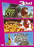 Millionaire Dogs/Lion of Oz/The King's Beard [DVD]