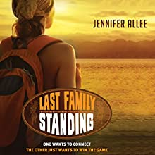Last Family Standing Audiobook by Jennifer Allee Narrated by Nicol Zanzarella