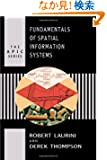 Fundamentals of Spatial Information Systems (Apic Studies in Data Processing)