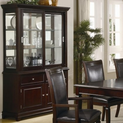 Cheap 1016314 Ramona Formal Dining Room Buffet with Hutch by (B006JL1PG2)
