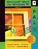 img - for Microsoft Word for Windows 95 (Version 7.0) PAL book / textbook / text book