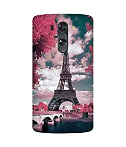 Eiffel LG G3 Case