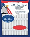 "Dust Shield Air Filter [Set of 12] Size: 20"" x 15"""