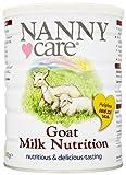 Nanny care ヤギ乳の乳児用粉ミルク