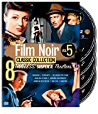 51QJLQlyPPL. SL160  The Film Noir Classic Collection Vol. 5 Review And Giveaway
