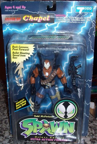 Spawn Deluxe Edition Ultra Action Figure CHAPEL