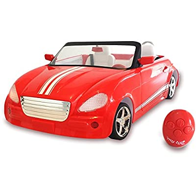"My Life As Remote Control Car for 18"" Dolls"