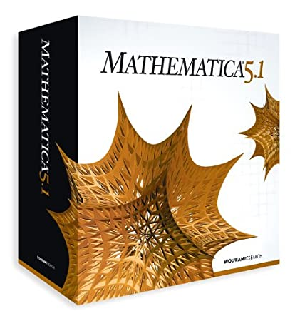 Mathematica 5.1 (Unix)