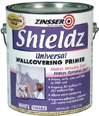 Zinsser & Co Gal Univ Wall Primer 2501 Wallpaper Primer & Sizing Additives