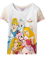 Disney Princess - T-shirt - Fille
