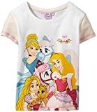 Princess T-shirt Princess - Camiseta para niñas, color pink - rose (light pink/white), talla 3 años/98