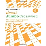 Times 2 Jumbo Crossword 6by John Grimshaw