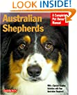 Australian Shepherds (Barron's Complete Pet Owner's Manuals)