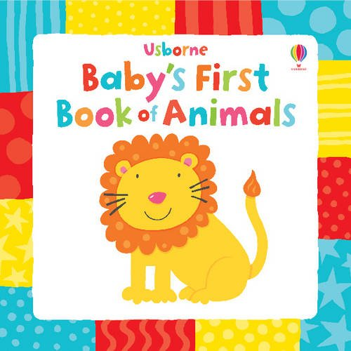 Baby's First Animals Book (Cloth Book)