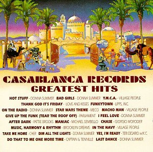 Village People - CASABLANCA RECORDS - GREATEST HITS - Zortam Music