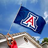 University of Arizona Wildcats Blue Flag Large 3x5