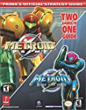 Metroid Prime and Metroid Fusion: Two Games in One Guide (Prima's Official Strategy Guide)