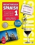 Sandra Truscott Breakthrough Spanish 1 Euro edition