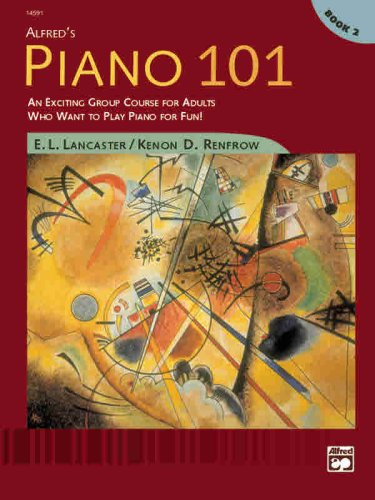 Alfred's Piano 101: An Exciting Group Course for Adults...