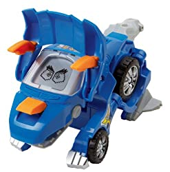 VTech Switch &amp; Go Dinos - Horns the Triceratops Dinosaur