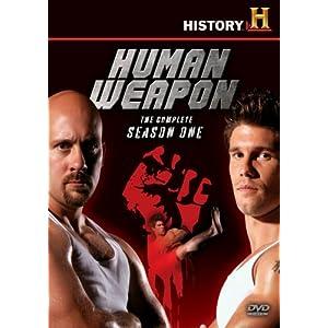 Human Weapon: Complete Season 1 movie