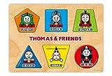 トーマス木製パズル かたちであそぼう! TWT-001