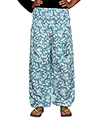 Bright & Shining Women SeaGreen Cotton Pyjama