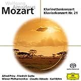 Klarinettenkonzert / Klavierkonzert 21 (Sacd)