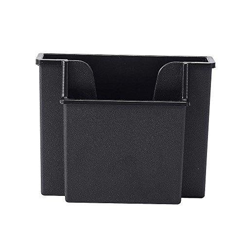 Aumo-mate Universal Smartphones Car Air Vent Mount Holder Cradle Auto Outlet Storage Box Multi-fuction Organizer Pocket Pouch Bag Holder (Black) (Air Vent Pouch compare prices)