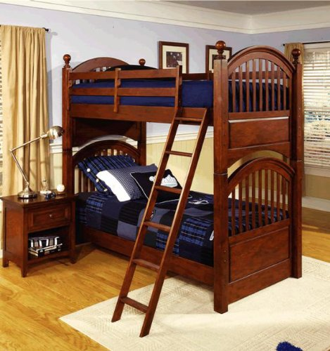 Cheap Legacy Classic Kids American Spirit Bunk Bedroom Set (B008V63DOK)