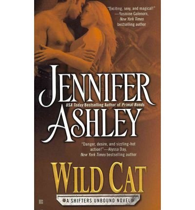 Image of Wild Cat: A Shifters Unbound Novel