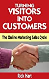 Turning Visitors Into Customers: The Online Marketing Sales Cycle