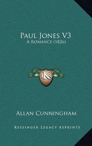 Paul Jones V3: A Romance (1826)