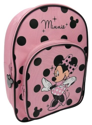 Minnie Mouse, Pink and Black collection Zaini Casual  DMINN001083 Rosa
