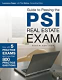 Guide to Passing the PSI Real Estate Exam, 6th Edition