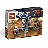 LEGO Elite Clone Trooper and Commando Droid Star Wars Set 9488