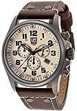 Luminox Men's 1947 Atacama Field Brown/Beige Genuine Leather Watch