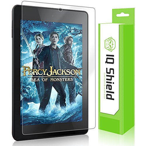 Iq Shield Liquidskin - Amazon Fire Hd 6 Screen Protector With Lifetime Replacement Warranty - High Definition (Hd) Ultra Clear Smart Film - Premium Protective Screen Guard - Extremely Smooth / Self-Healing / Bubble-Free Shield - Kit Comes In Frustration-F