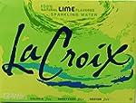 La Croix Sparkling Water, Natural Lim...