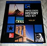 img - for TEKS United States History Since 1877 (Teachers Edition) book / textbook / text book