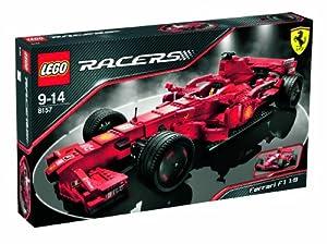 LEGO Racers 8157: Ferrari F1 1:9