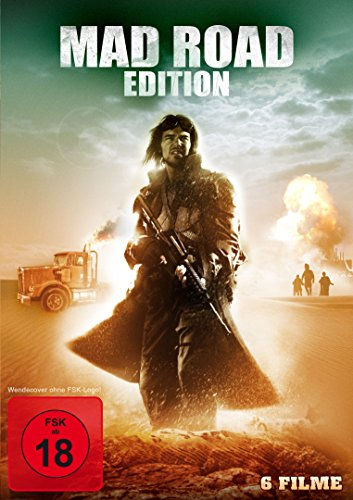 Mad Road (6 Filme Edition im 2 Disc Set)
