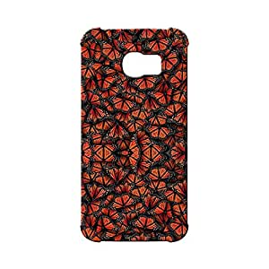 BLUEDIO Designer Printed Back case cover for Samsung Galaxy S6 Edge - G6117