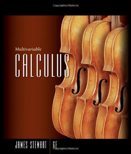 Multivariable Calculus (Stewart's Calculus Series)